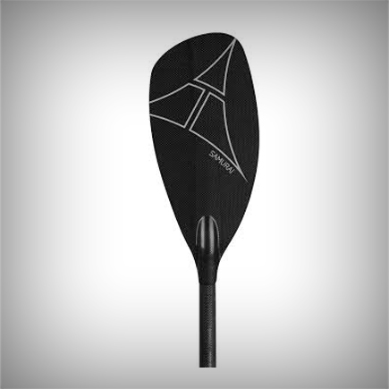 AT Samurai Carbon Whitewater Paddle Straight Shaft