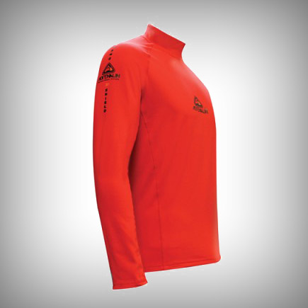 Adrenalin PP Thermo Skin Long Sleeve Red