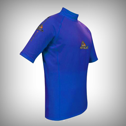 Adrenalin PP Thermo Skin Short Sleeve Blue