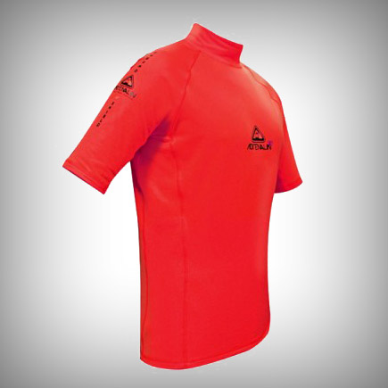 Adrenalin PP Thermo Skin Short Sleeve Red
