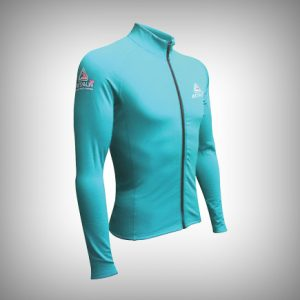 Adrenalin PP Thermo Skin Ziptop Aqua