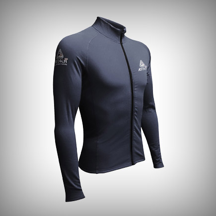 Adrenalin PP Thermo Skin Ziptop Aqua