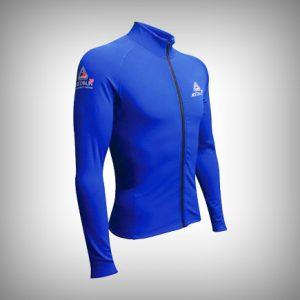 Adrenalin PP Thermo Skin Ziptop Blue
