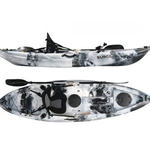 Surge Bass 9 Kayak