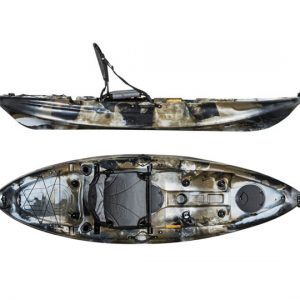 Surge Bass 9 Pro Kayak