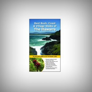 Book - Best Bush, Coast & Village Walks of The Illawarra