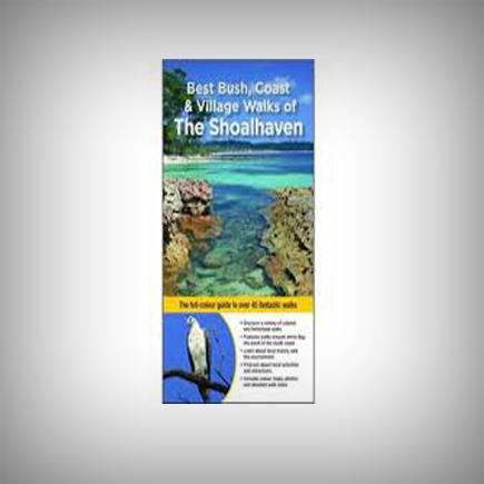 Book - Best Bush, Coast & Village Walks of The Shoalhaven