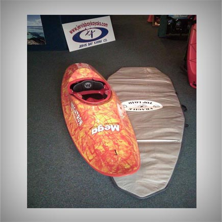 Surf Kayak Travel Bag - Custom Fit