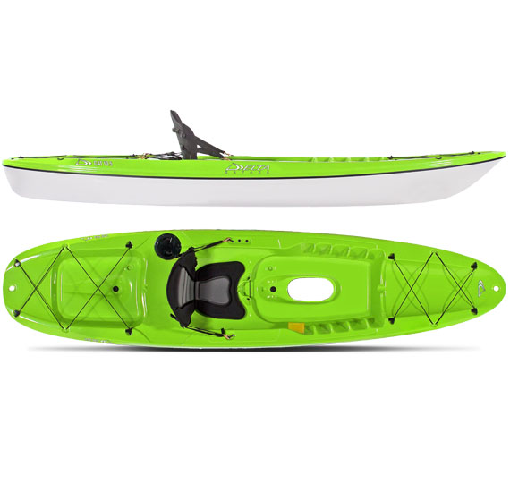 Delta 10.5 Cat Twin Hull Kayak