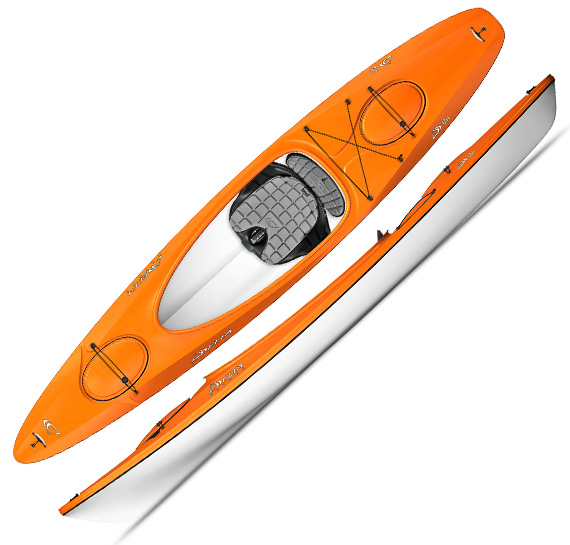 Delta 12 AR Recreational Kayak