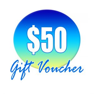 Gift Voucher - $50