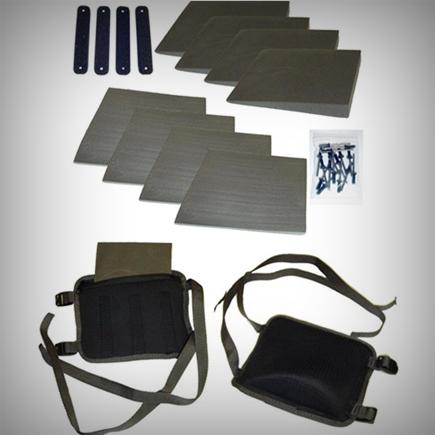 Harmony Kayak Hip Brace System