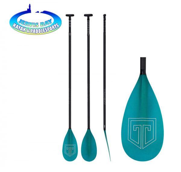 Trident T669FG-LL Carbon / Fibreglass SUP Paddle