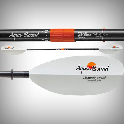 Aquabound Manta Ray Hybrid 2pce Paddle