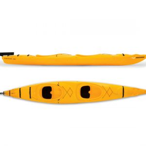 Mission Contour 490 Double Touring Kayak