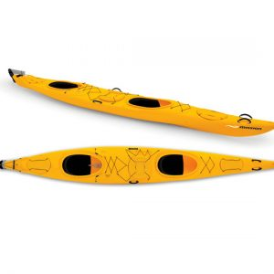 Mission EcoNiizh COM Double Expedition Sea Kayak