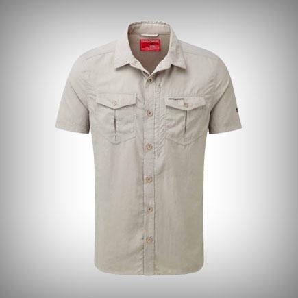 Nosilife Craghoppers Shirt SS - Mens