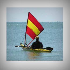 Pacific Action Kayak Sail 1-5 sq mtr