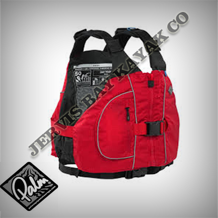 Palm - Day Tour PFD Med/Large Red