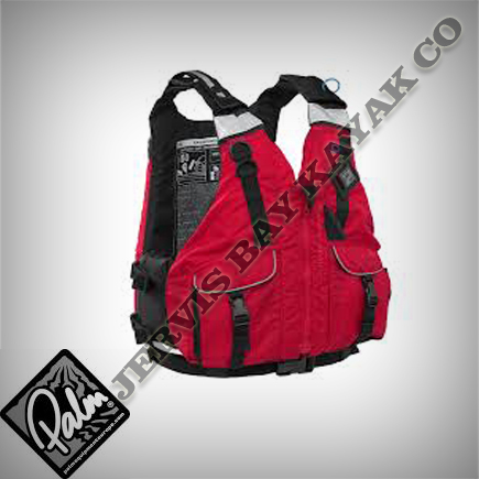 Palm - Hydro Adventure PFD Med/Large Red