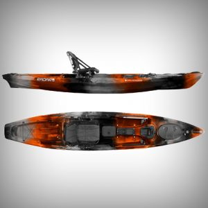 Wilderness Systems Radar 135 Fishing Kayak - with Pedal Drive