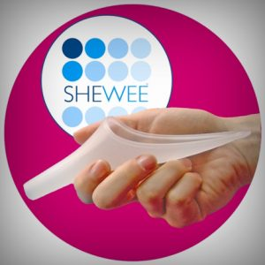 Shewee Deluxe With Case
