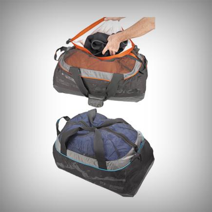 Solution Dry Mesh Duffle Bag
