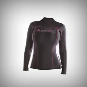 Sharkskin - Chillproof Womens Long Sleeve Size 10