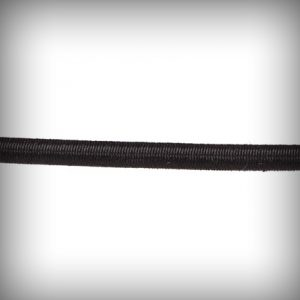 Shock Cord 5mm Black 1mtr