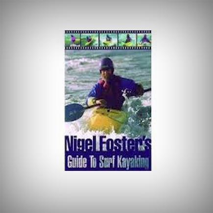 Book - Nigel Foster Surf Kayaking