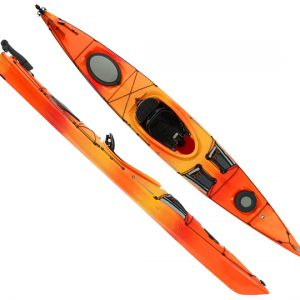 Wilderness Systems - Tsunami 145 Touring Kayak with Rudder
