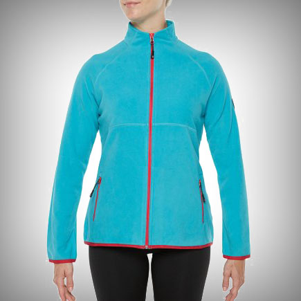 Vigilante Fleece Jacket - Womens