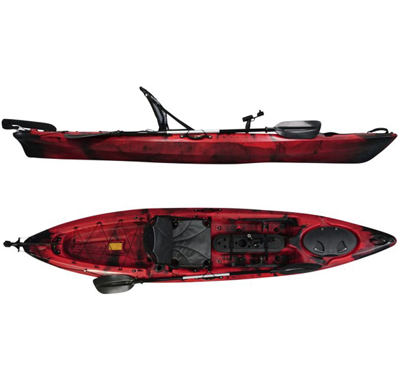 Surge Viper 12 Pro Fishing Kayak - LIMITED STOCK LEFT