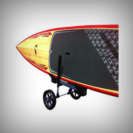 Wheeleez Single SUP Trolley