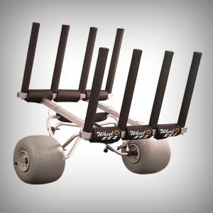 Wheeleez Three Standup Trolley Bracket