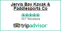 Jervis Bay Kayak and Paddlesports Co Recommended on Tripadvisor