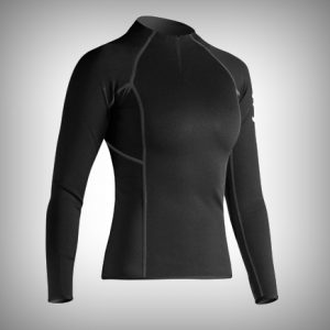 Zhik Hydrophobic Fleece ZipTop - Womens