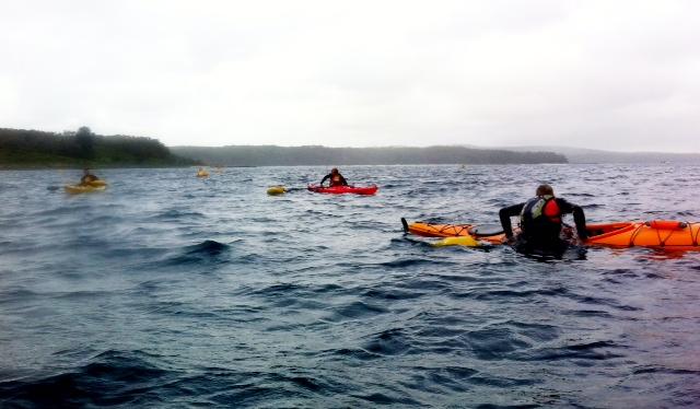 Australian Canoeing Sea Skills Award Week
