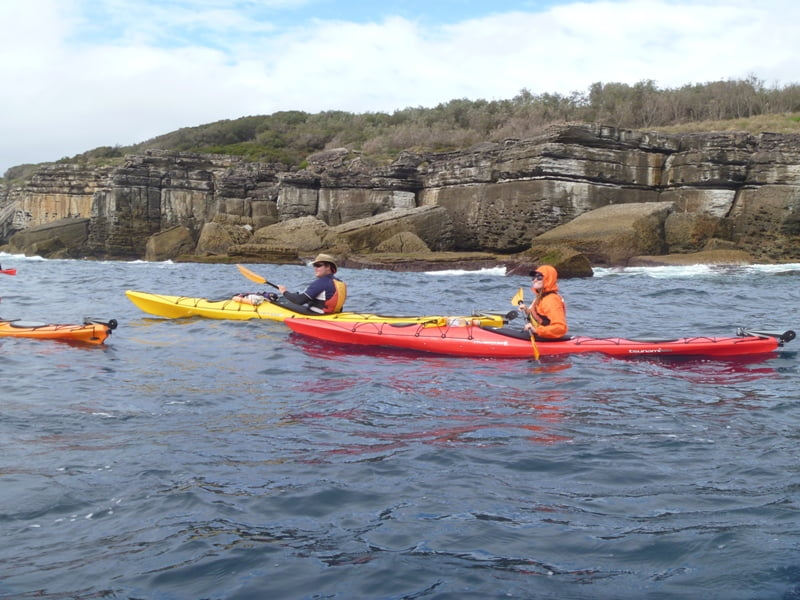 JBK – 6 Day Sea Kayaking Skills Program