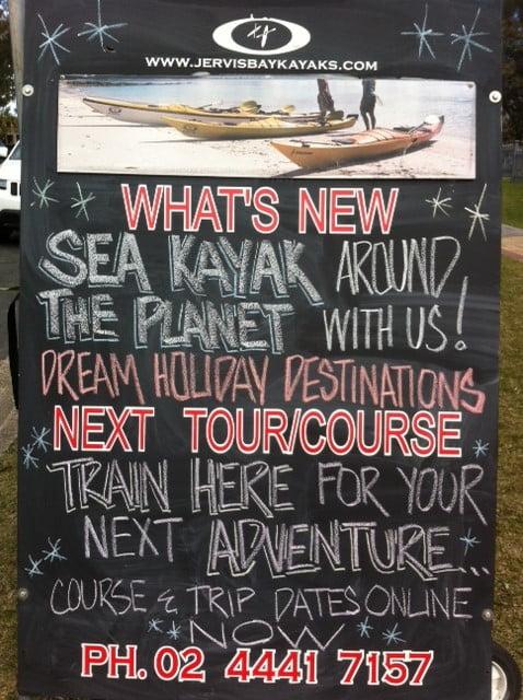 Sea Kayak Holiday Adventures