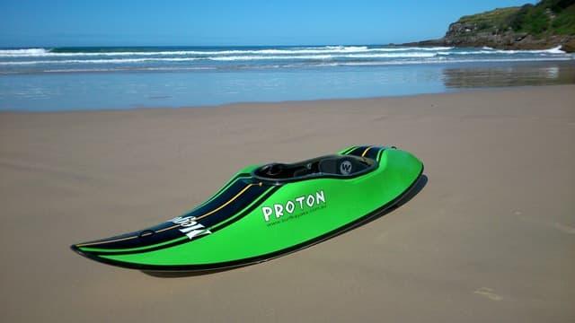 Australian Made Mega Proton 1st Surf