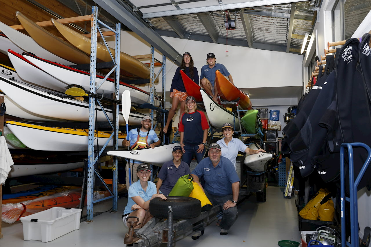 A New Era in Jervis Bay Kayak and Paddlesports Co